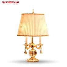 Tisch Dekoration lampe Stoff
