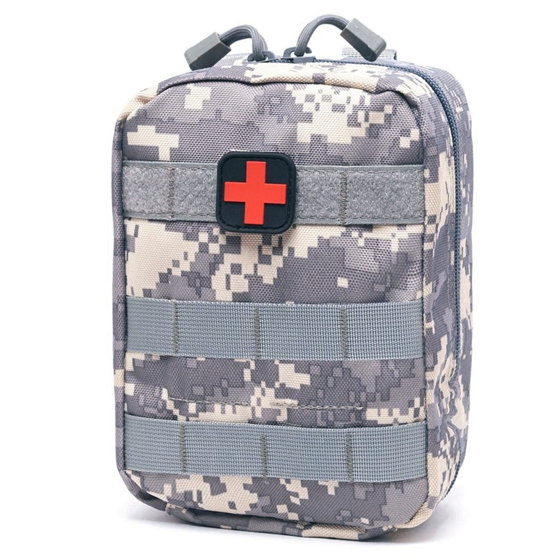 CQC 1000D Utility Molle Tactical Medical Pouch First Aid Kit EMT Emergency Military Outdoor Hunting Bag IFAK EDC Survival Pack