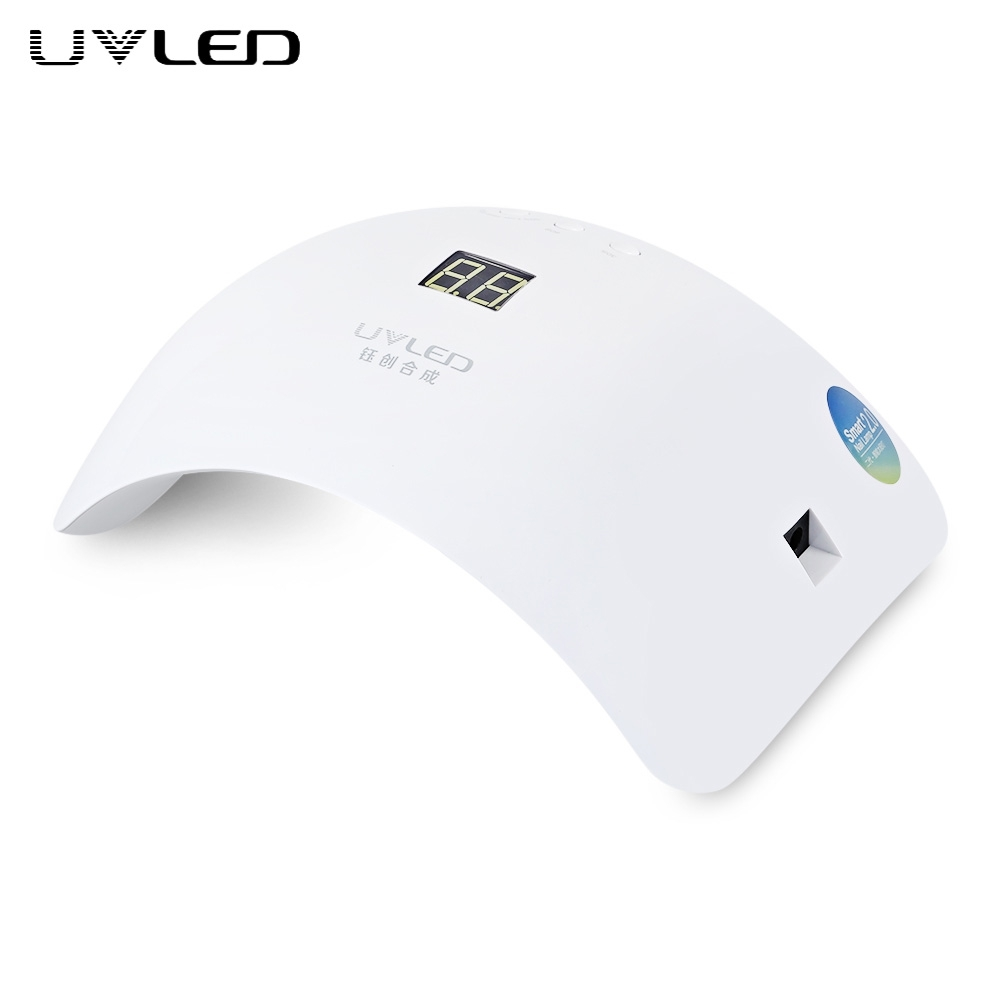 UVLED SUN8 Professional 48W Nail Dryer UV LED Dryer Lamp for Curing Nail Gel Polish Manicure Tool Nail Fast Dryer Nail Art Style new pro 48w nail lamp manicure dryer fit uv led builder gel all nail polish nail art tools sun5 professional machine