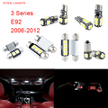 14pcs LED Canbus Interior Lights Kit Package For BMW 3 Series E92 (2006-2012)