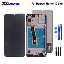 For Huawei honor 10 Lite LCD Display Touch Screen Digitizer For Honor10 Lite HRY-LX2 HRY-LX1 HRY-AL00 LCD Display Repair Parts