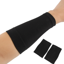 1 Pair 95 100 135mm Tan Arm Tattoo Sleeves Covers Up Sleeves Forearm Band Concealer UV