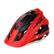 BATFOX Anti Collision Road Cycling MTB Bicycle Helmet Ultralight Integrally molded Bike Helmet 56 63cm