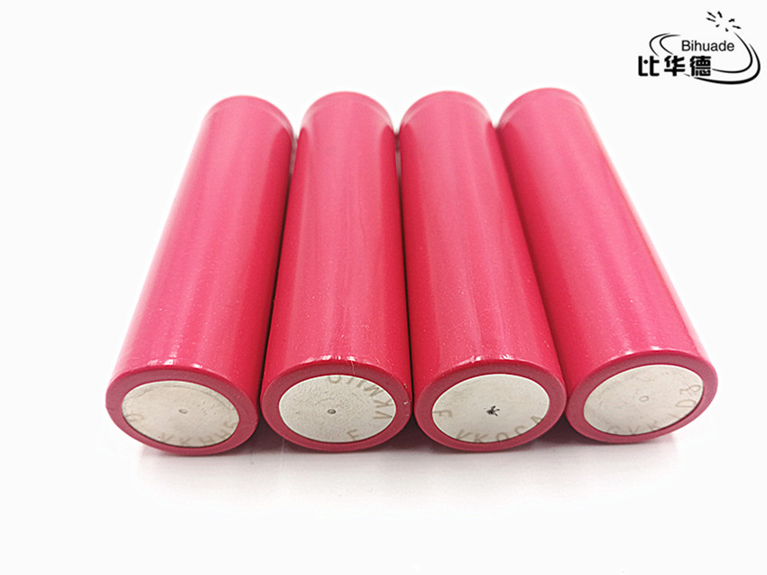 100% New Original Sanyo 18650 2600 mAh 3.7V Rechargeable lithium battery UR18650ZY