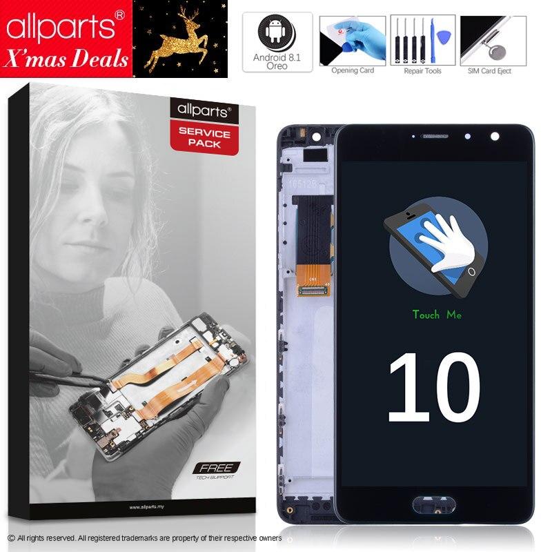 5.5'' 1920x1080 Оригинальный тачскрин дисплей экран для Xiaomi Redmi Proсенсорный дисплей Оригинал LCD с тачскрином в рамке замена запчасти Черный белый з...