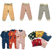 Bobozone the striped sweater  the striped pants boys girls baby knit children clothing  top