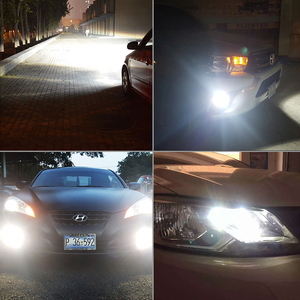 Image 5 - CO LIGHT H7 LED ไฟหน้าหลอดไฟ H4 LED 60W COB Hi Lo Beam Auto ไฟหน้ารถหลอดไฟ 12V ไฟตัดหมอก 24V สำหรับรถยนต์สากล