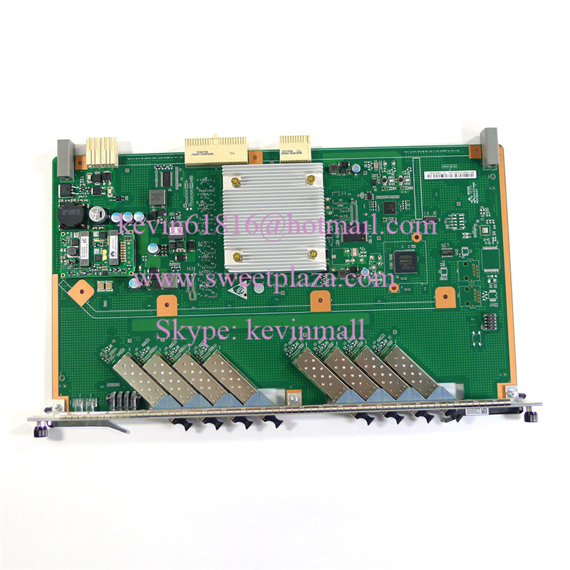 8 ports GPON board GPBD for MA5680T or MA5683T OLT GPBD card with 8 modules FiberCore