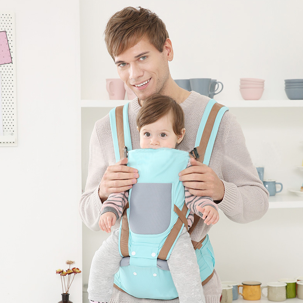 Belt Baby Carrier Toddler Wrap Newborn Safe Hip Seat Multifunctional Parents Shower Gift Front Back Sling Hold Waist Stool