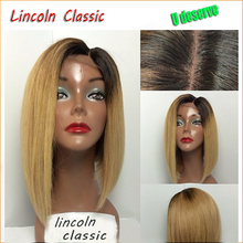T #1b#27 Color Brazilian Human Hair Glueless Lace Front Wigs human hair lace Wig Ombre Full Lace Human Hair Wigs For Black Women