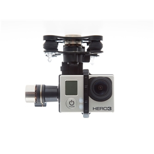 DJI Zenmuse H3-3D 3-Axis Brushless Gopro Gimbal with GCU