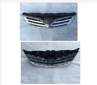 ABS Chrome Front Grille Around Trim Front Center Grill Grille Cover Trim for Toyota Corolla 2011 2012 2013