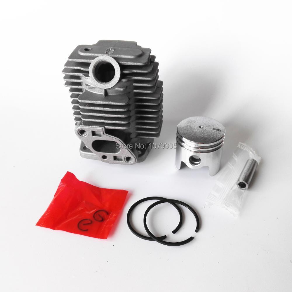 TU26 1E33F Power Sprayer Brush Cutter Trimmer Cylinder Set 33MM