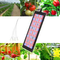 AC85 265V 15W Infrared LED UV Plant Growth Light 810LM Professional Plant Growth Light for Greenhouse Balcony Plant Factory Farm
