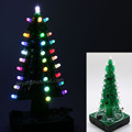 2016 Newest Colorful RGB Christmas Trees led electronic diy kit
