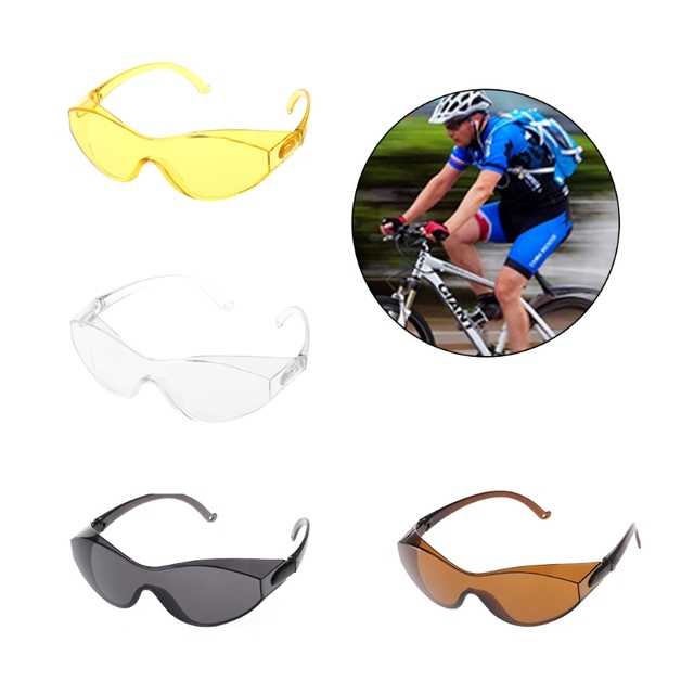 65d4a89fc5f9 Safety Glasses Goggles Anti-wind sand Fog shock Dust Resistant eyewear 4  Colors Choice