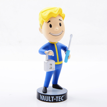 Fallout 3 Vault Boy Bobblehead Action Figure