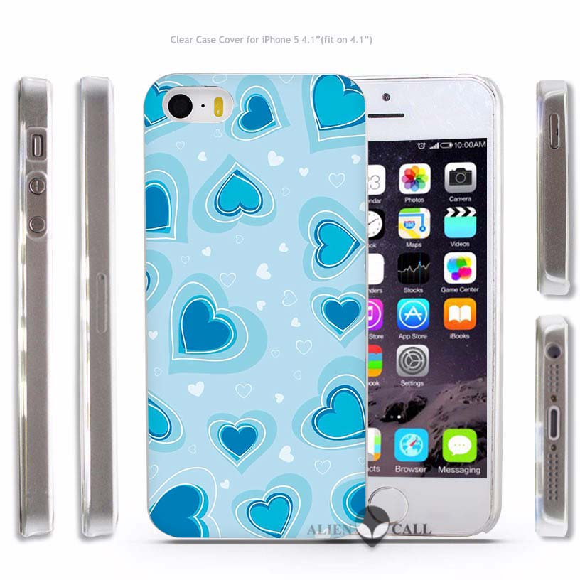 BiNFUL green loves blue Style dazzling dahlia Hard Transparent Phone Case Cover Coque for Apple iPhone 4 4s 5 5s SE 5C 6 6s 7 P