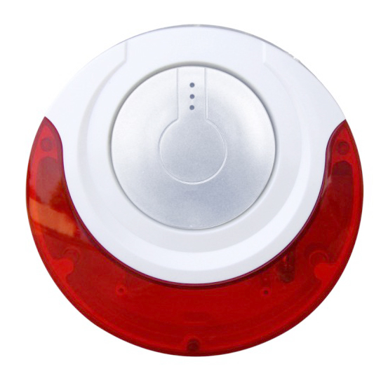 MD-214 Wired Siren 120db Mini Wired Siren Horn Wired Siren With Flashing Lfor Wireless Home Security Alarm System