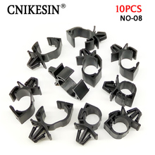 CNIKESIN 20pcs Black Car Wiring Harness Fastener Auto Route Fixing Clip Corrugated Pipe Tie Wrap Cable_220x220 popular wire harness wrap buy cheap wire harness wrap lots from wire harness wrap at webbmarketing.co