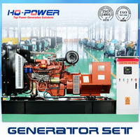 Iso9001 Approved 150kw Price Of 180kva Diesel ATS Generator Set