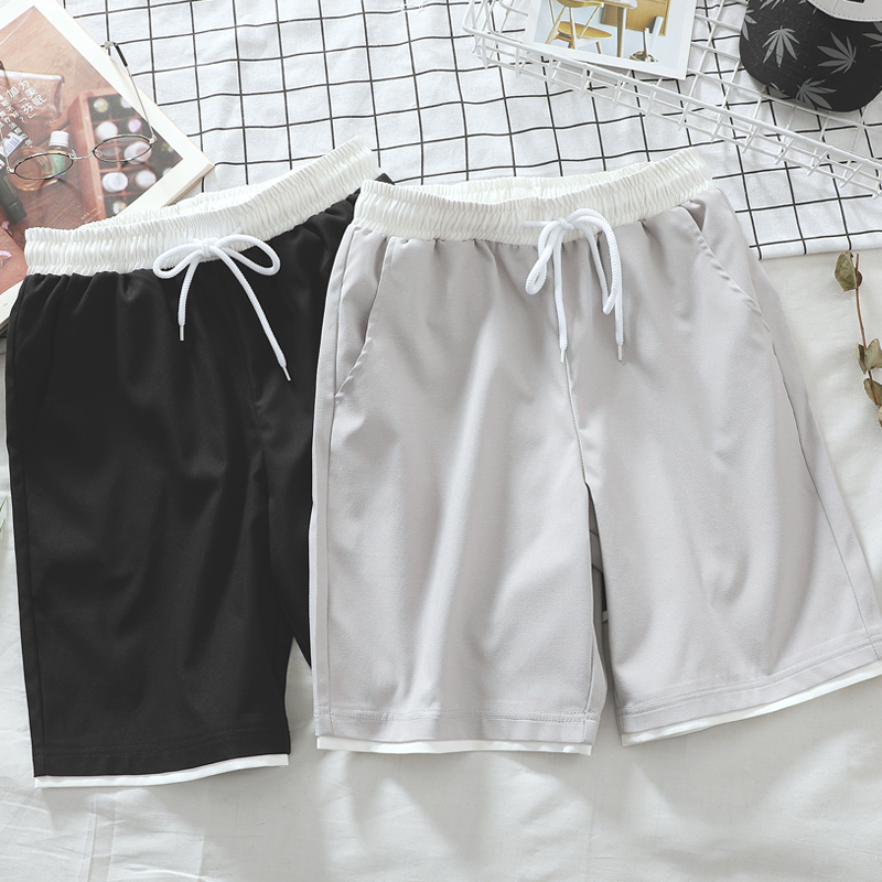 Cheap Wholesale 2019 New Spring Summer Autumn  Hot Selling Men's Fashion Casual Sexy Shorts Outerwear MC52