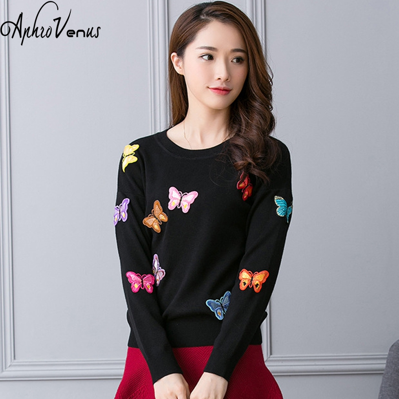 Christmas Sweater Sweaters Autumn Women Fashion Loose Jumpers Korean Pullovers Knitting Pullovers Thick Sweater Vestidos Mujer