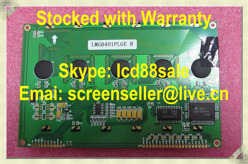 Best Price And Quality  New  LMG6401PLGE   Industrial LCD Display