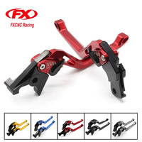 FXCNC 3D New Rhombus Adjustable Motorcycle Brake Clutch Lever For Honda CRF1000L African Twin CRF 1000L