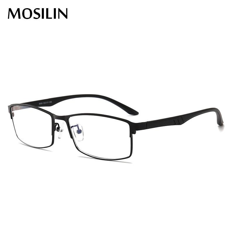 Gewidmet Männer Geschäfts Blau Licht Blockieren Gläser Für Computer Brillen Schutz Blau Ray Brille Anti Strahlung Blend