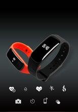Smartch новые C1 Bluetooth измерения артериального давления браслет Heart Rate фитнес Смарт часы Браслет спорта Dec23