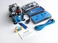 Airbrush Kit +Air Compressor paint Spray gun Air Brush Set sandblaster Tattoo Nail Art Supply w/Cleaning Brush