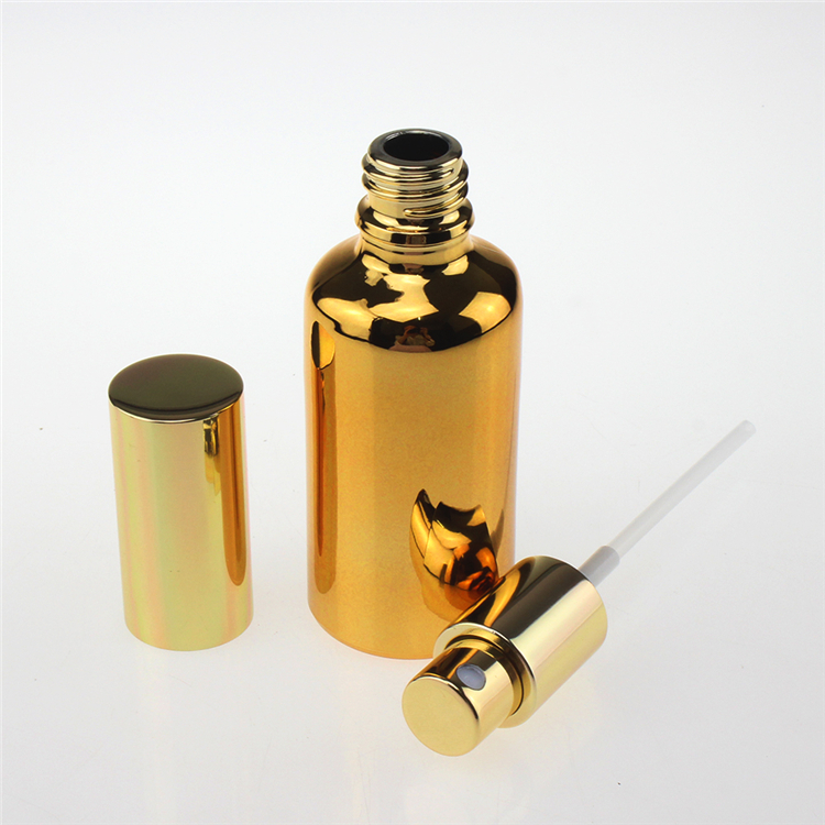hoogwaardige 100 stks fijne nevel 50 ml glazen spray fles voor - Huidverzorgingstools - Foto 6