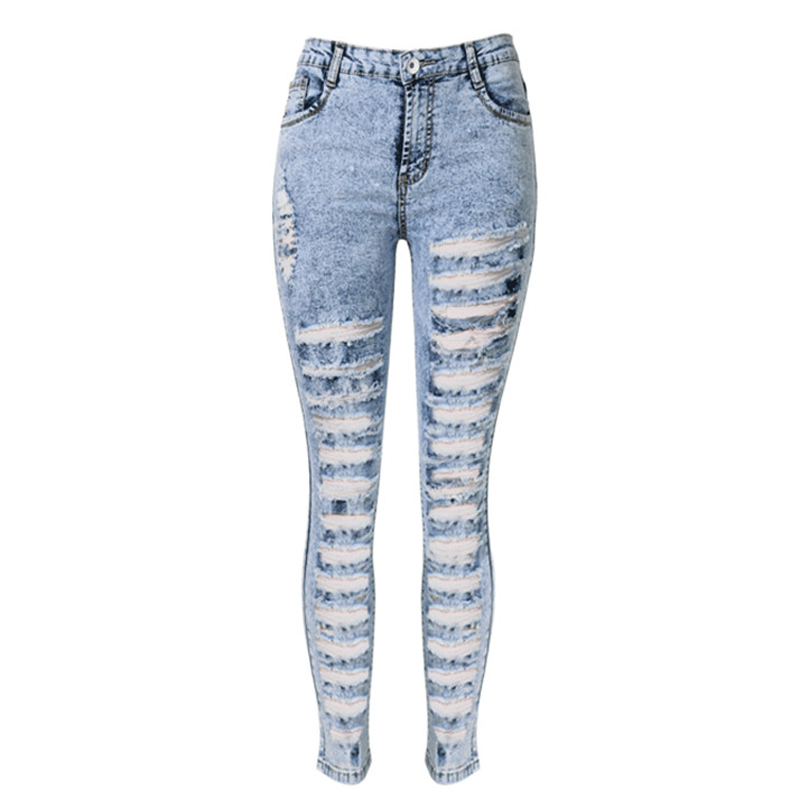 Online Buy Wholesale ladies skinny jeans from China ladies skinny ...
