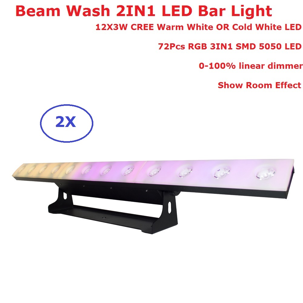 newest 12x3w cree leds warm white or cold white optional led wall wash lights indoor dmx wash. Black Bedroom Furniture Sets. Home Design Ideas