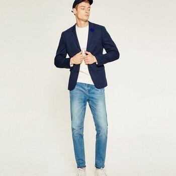 Americanas Hombre Blazers Casual Suit Jacket Fashion Slim Fit Men Coat Solid Colr Male Suits Jacket Smart Suit Jacket Kingsman