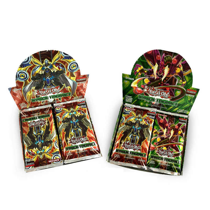 Английская версия 216 шт./компл. Yu Gi Oh игровая коллекция карты югио фигурка игрушка бесплатная доставка