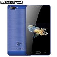 Флэш дело KENXINDA S9 5,5 ips HD Gorilla Стекло 3 MT6737 4 ядра Android 7,0 2 ГБ + 16 ГБ 13MP + 8MP двойной камеры 5000 мАч мобильного телефона