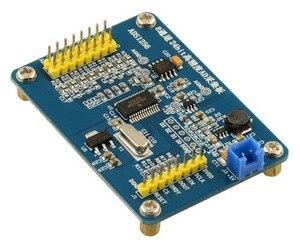 Image 1 - 5шт./лот ADS1256 модуль 24 битный ADC AD Модуль Высокоточный ADC карта сбора данных
