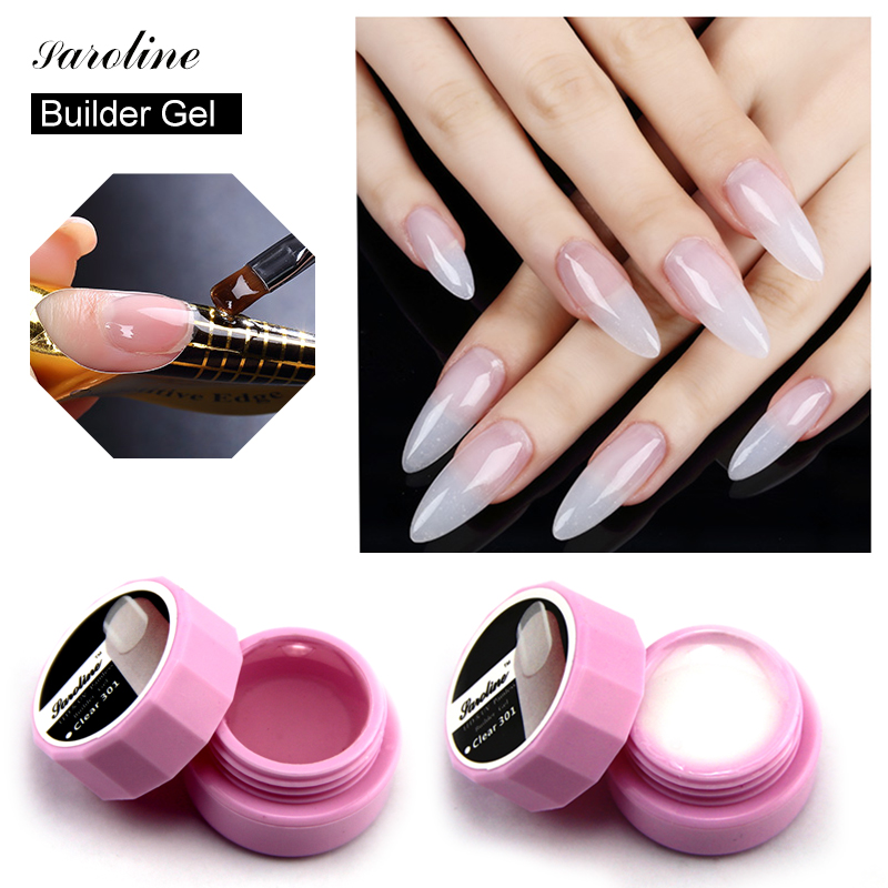 Shape And Smooth The Nail Extension Edge With A Cnd File 2 Remove
