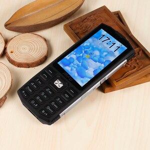 "Image 5 - מעתיק A905 3.5 ""IP68 עמיד למים נייד טלפון Tri sim כרטיס 4000mAh ארוך המתנה אלחוטי FM לפיד כוח בנק גדול נפח טלפונים סלולרי"