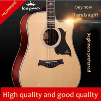 Ballad 41 Inch Electric Box D1C Beginner Novice Practice Male And Female Entry Wood Guitar