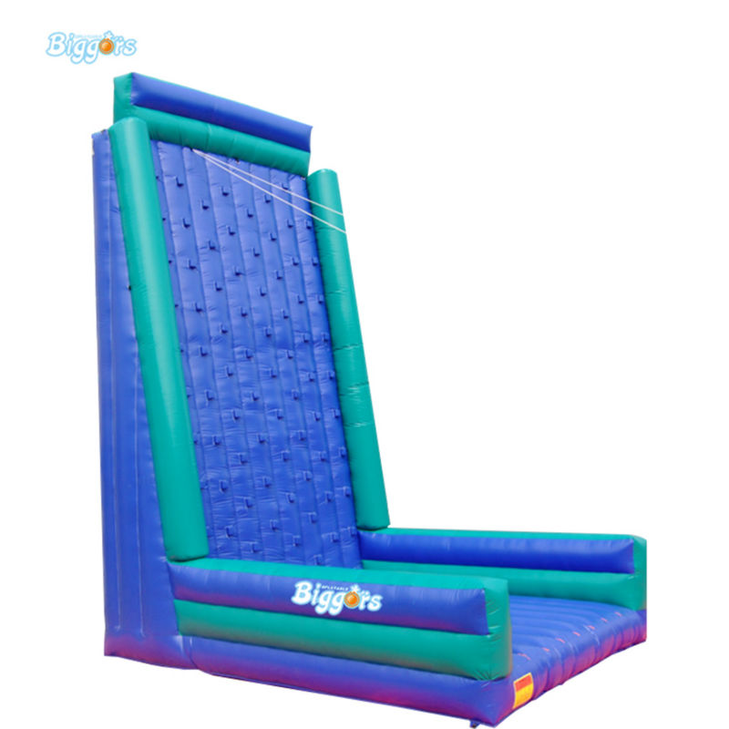 Inflatable Biggors Inflatable Sports Games Climbing Wall For Boys And Girls inflatable biggors high quality inflatable climbing town kids toy climbing wall games for rental