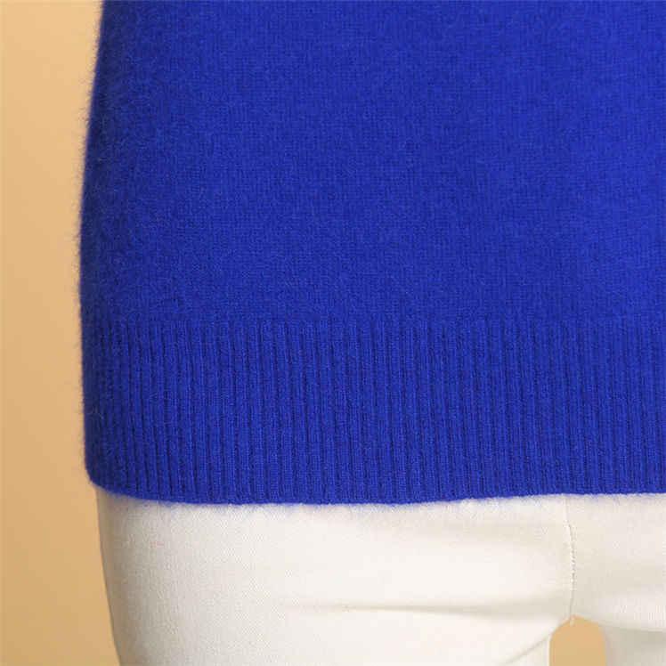 2019 가을 겨울 캐시미어 스웨터 여성 풀오버 높은 칼라 Tturtleneck 여성 솔리드 컬러 레이디 기본 스웨터