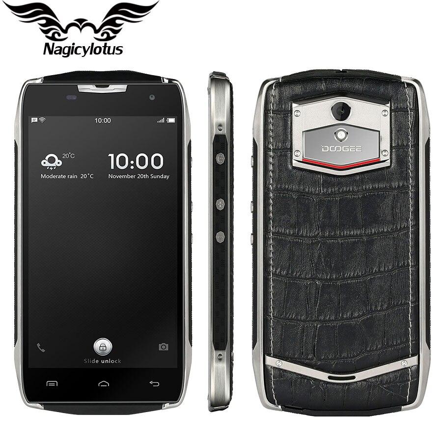 Original Doogee T5 Lite 5.0 inch 4500mAhMTK6735 Quad Core 2GB RAM 16GB ROM 4G LTE Android 6.0 8MP IP67 Waterproof Mobile Phone
