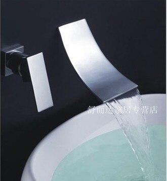 Wall mounted Basin mixer Waterfall basin faucet Tap Bathroom mixer Bathroom tap pastoralism and agriculture pennar basin india