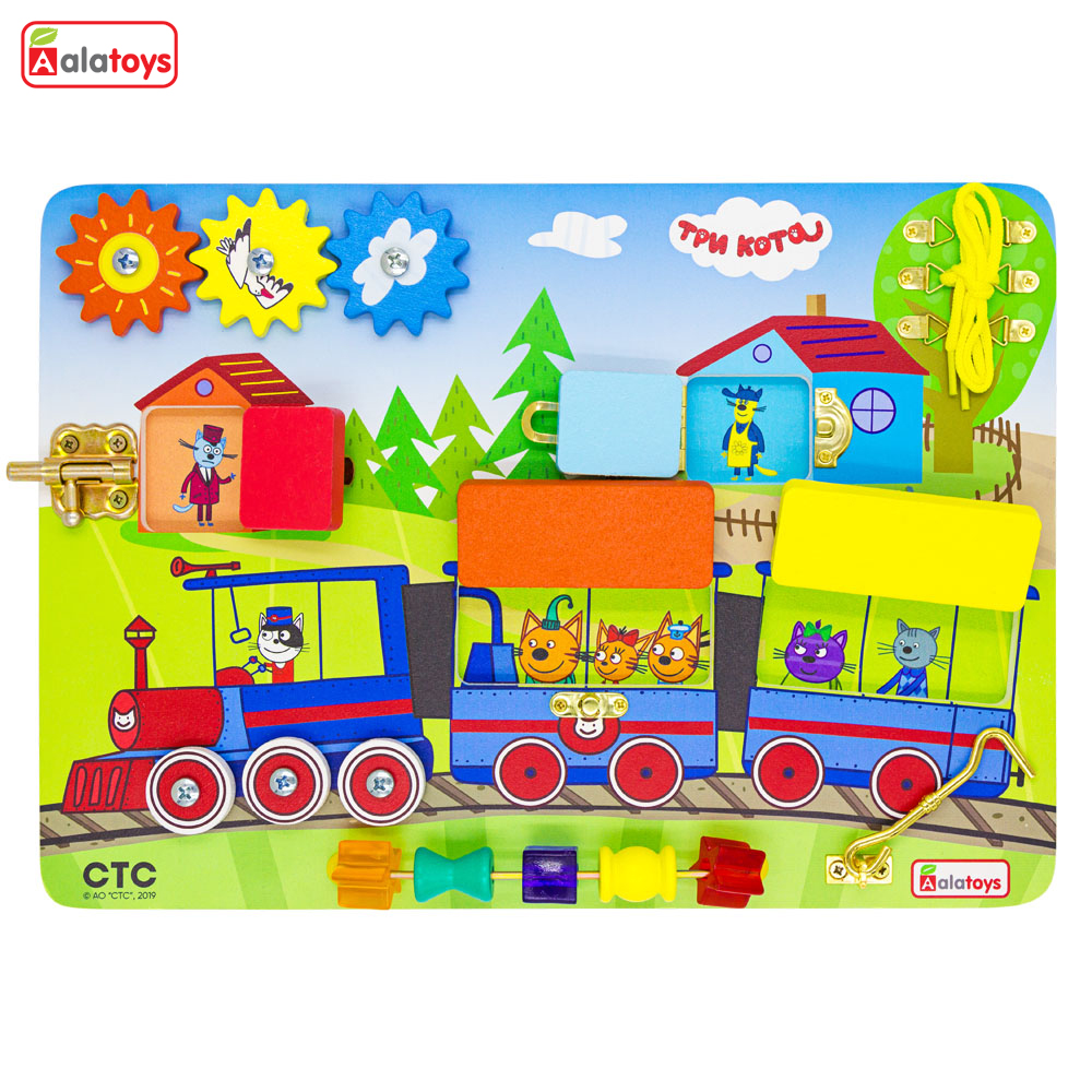 Puzzles Alatoys BB102 play children educational busy board toys for boys girls lace maze toywood puzzles alatoys shn01 play children educational busy board toys for boys girls lace maze toywood
