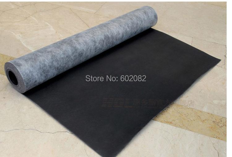Free Shipping Deadening Felt Sound Insulation Materials