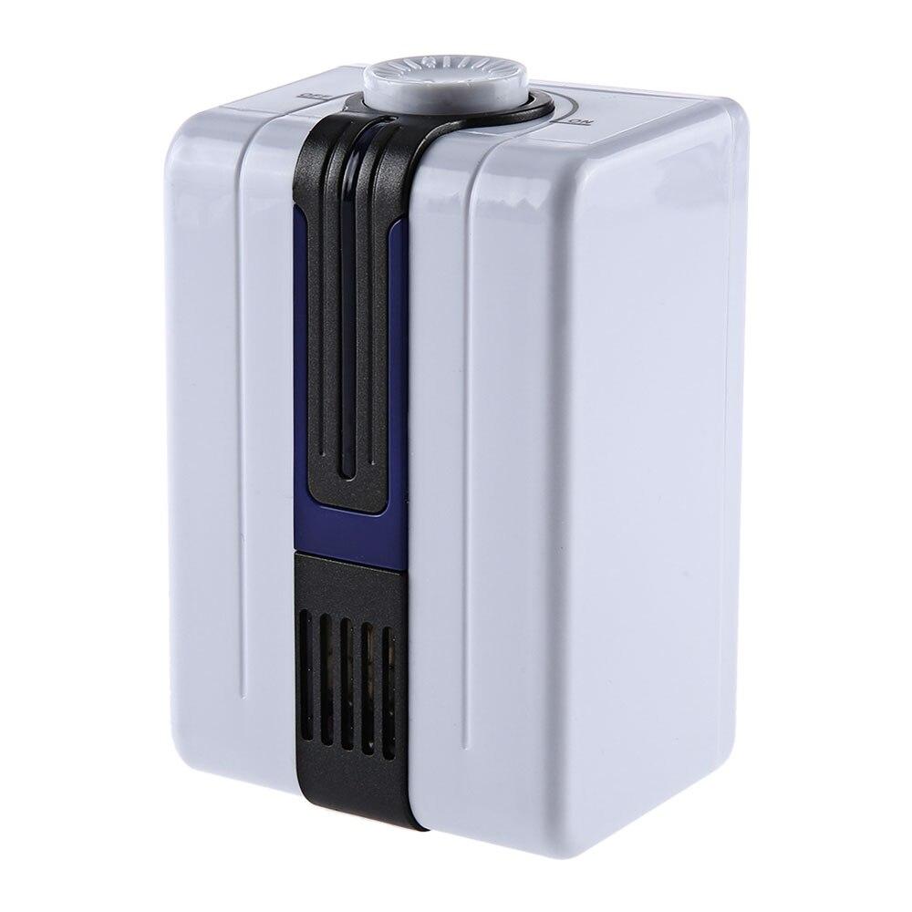 Ionizer Air Purifier Negative Ionizer Generator Durable Quiet Air Purifier Remove Formaldehyde Smoke Dust Air Purifier for Home