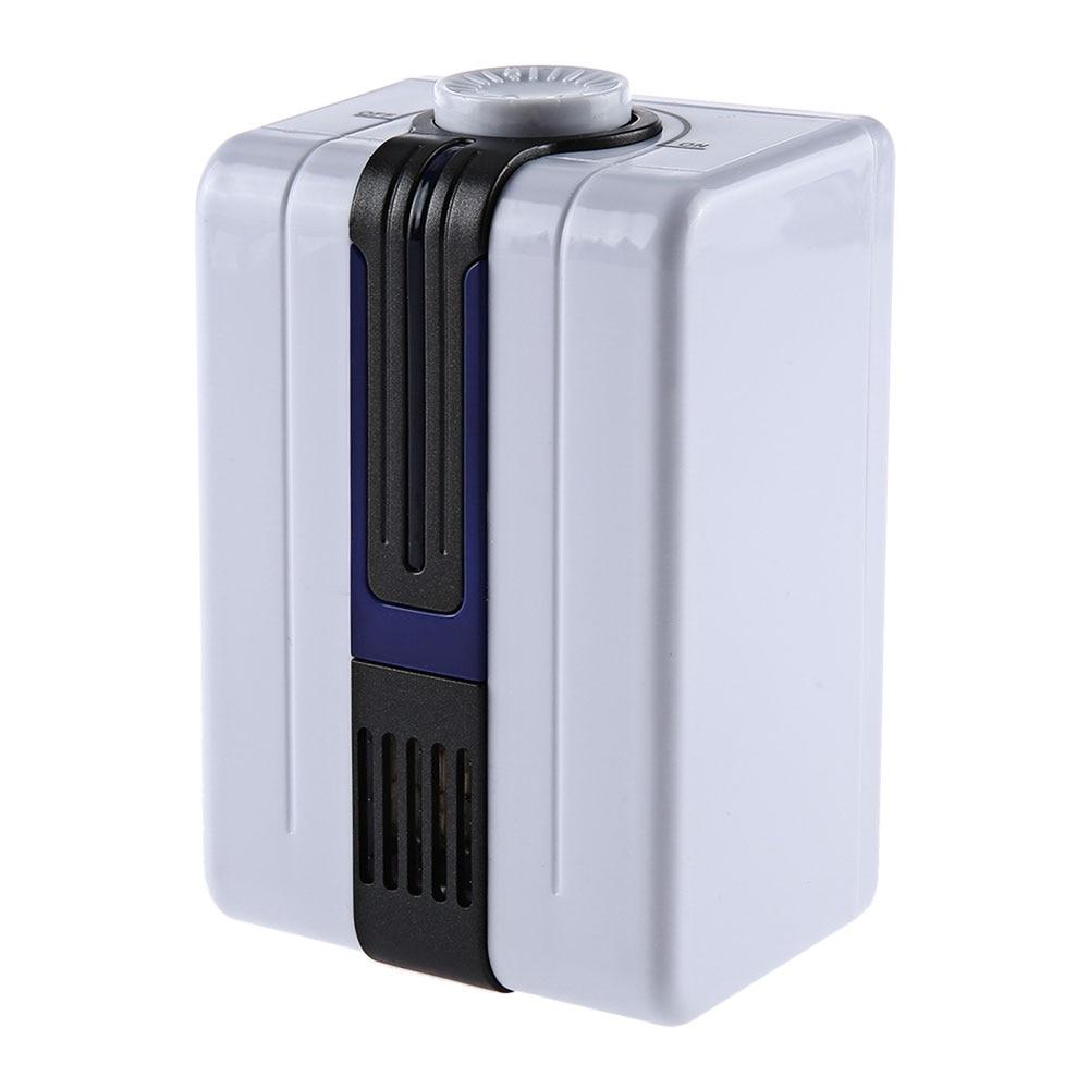 Ionizzatore Purificatore D'aria Generatore Ionizzatore Negativo Durevole Silenzioso Purificatore D'aria Eliminare Formaldeide Polvere del Fumo Purificatore D'aria per La Casa